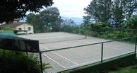 Tennis Courts at Hotel Desire Costa Rica