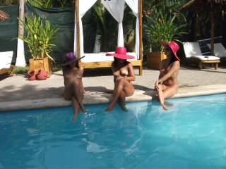 Hotel Desire Costa Rica Vacation Clothing Optional