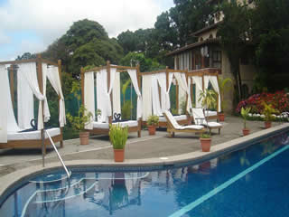 Hotel Desire Costa Rica Nudist Upper Pool